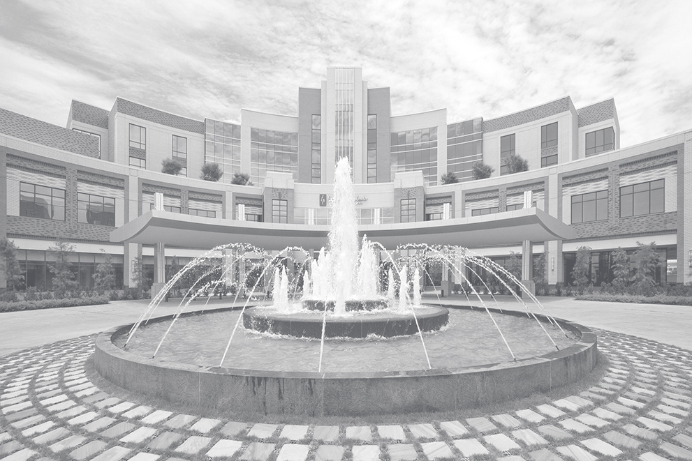 Forest Park Medical Center bw